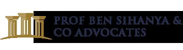 Prof Ben Sihanya & Co. Advocates